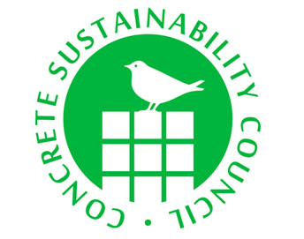 Logo Concrete Sustainability Council CSC